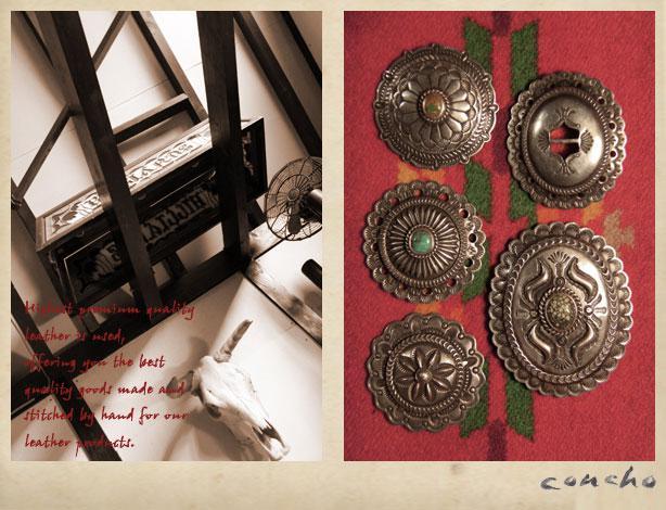 hozhoシルバーアクセサリーのカタログ11ページ左