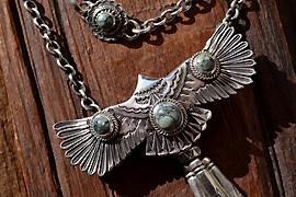 Turquoize Eagle