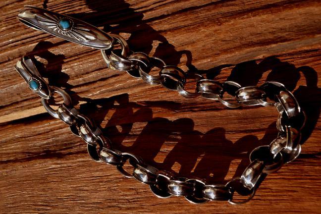 Spoon Wallet Chain