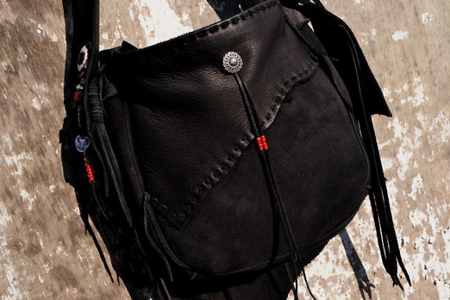 Deer Bag Custom (鹿革 バッグ カスタム)