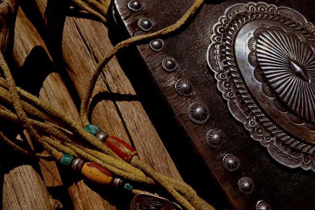 Old Navajo Medicine Bag (オールド ナバホ メディスンバッグ)
