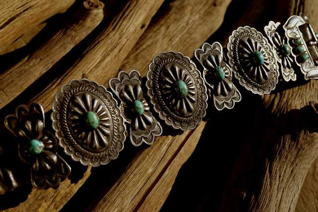 Limited Concho Bracelet